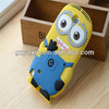 despicable me 2 tablet case,New China Lovely Despicable Me Minion Case for samsung,iphone