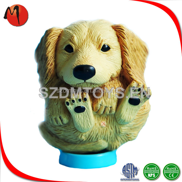 Hot sell 2015 new products miniature hot selling pvc wild animal figure toy