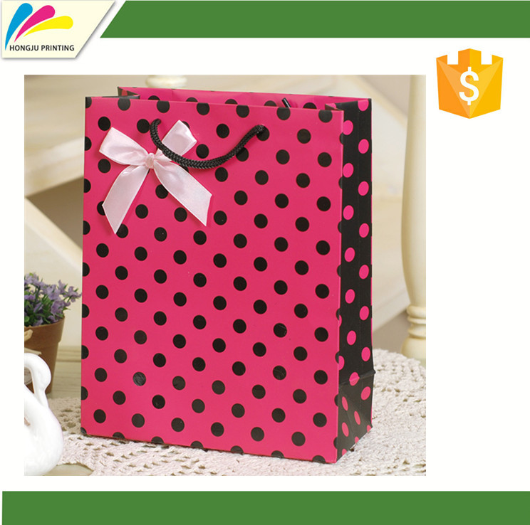 automatic FOB price gift paper bag of CE Standard