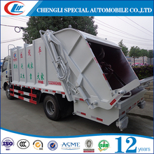 DongFeng 8000Lts Used Garbage Compactor Truck for sale