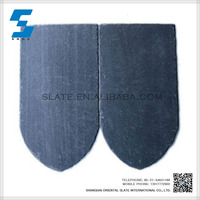 black slate roof tile sheet