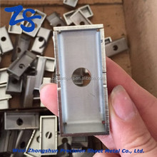 High Quality Sheet Metal Stamping Parts / Stainless Steel Laser Cutting Parts