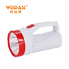 Hand-held LED Search Lamp,WD-519 Adventure Hunting Light,search light for car