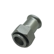 High Quality Straight Hydraulic Stainless Steel Flexible Pipe Coupling