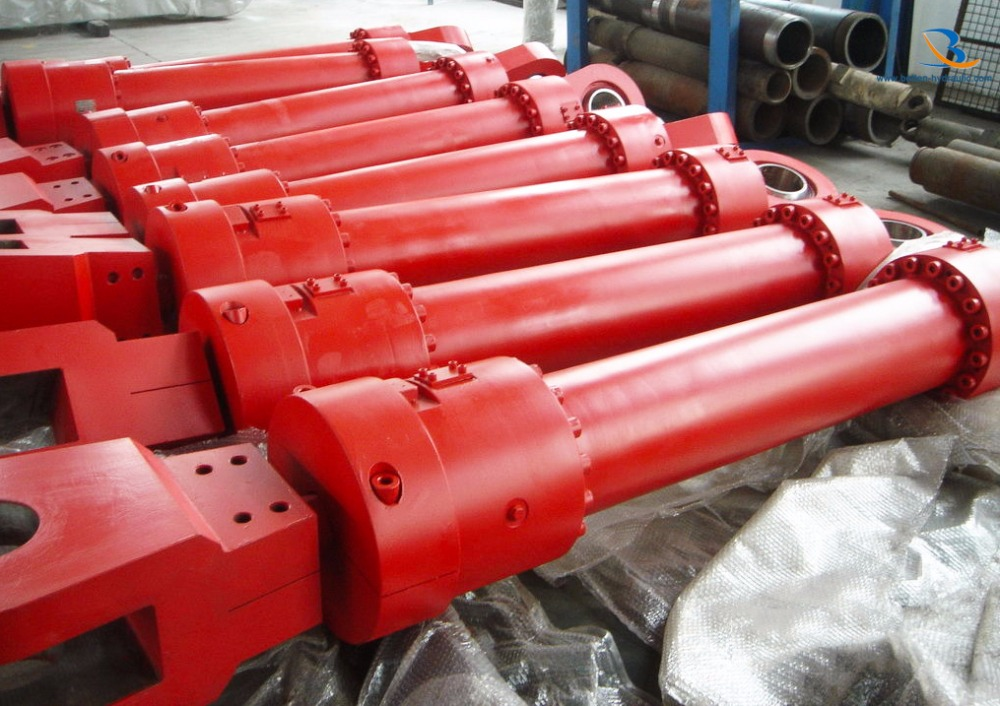 Metallurgical Equipment Used Hydraulic Oil Cylinder