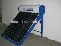 hot sell stainless steel vacuum tube solar water heater