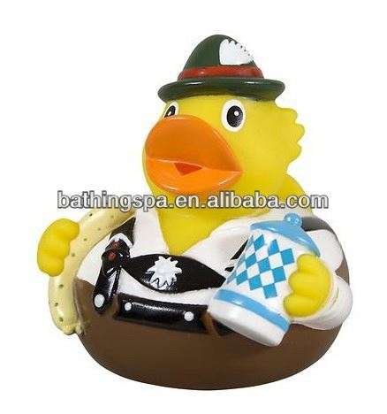 Hot selling worker rubber duck boots
