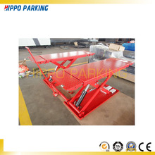 Car Lift Scissor Portable/Portable Car Lift Equipment