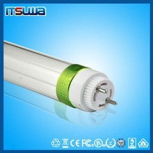 School boarding house lighting lamp money-saving LED tube lamp Rotatable end cap discounted led t5/t8 Base g5/g13 9-25w 2-5ft