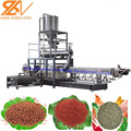 Saibainuo Automatic Miniature fish food extruder machinery plant production line