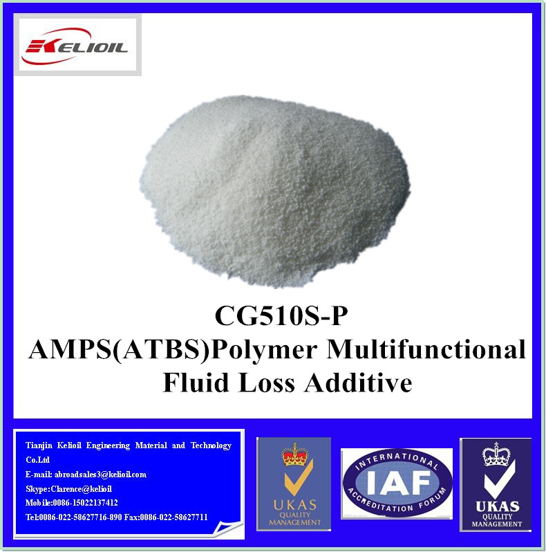 Cement Fluid Loss Control Additive Polymer CG310S-P