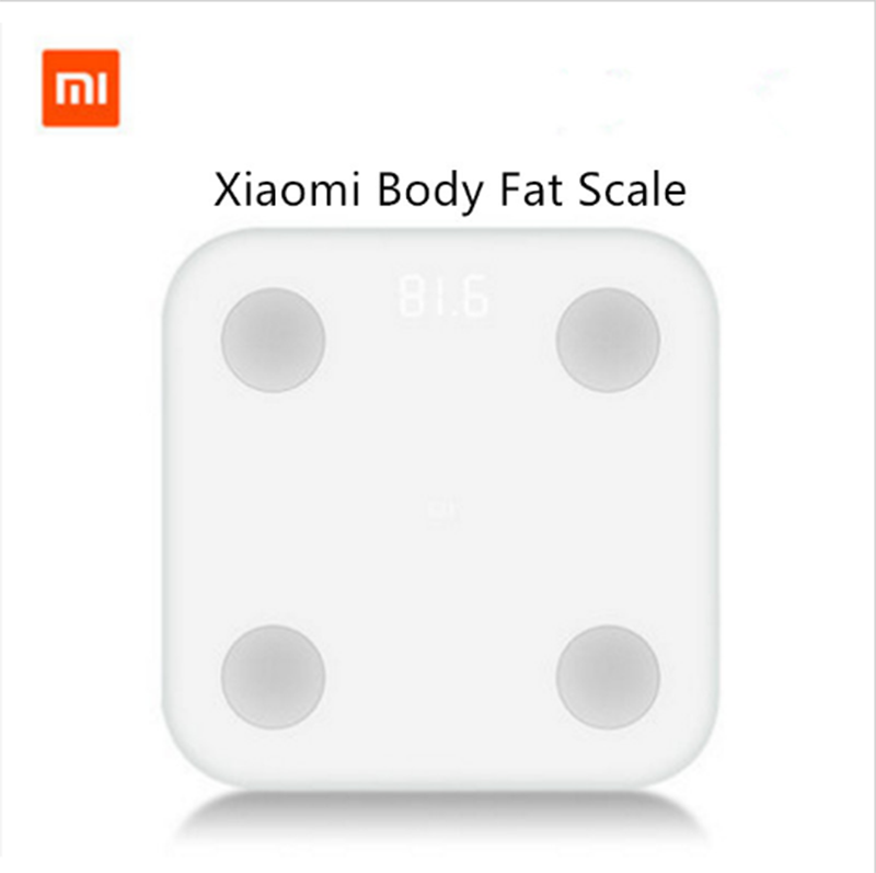 Original Xiaomi Mi Smart Scale Mifit APP Body Composition Monitor Weighing Scale