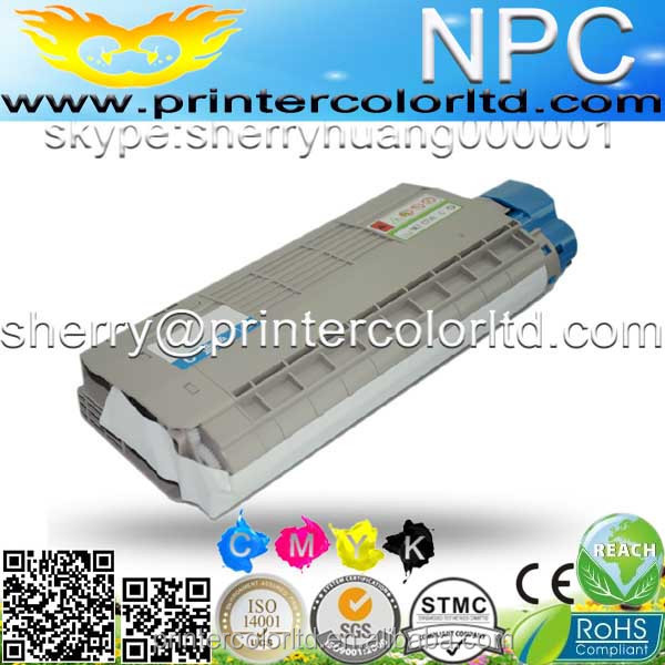 C710 711 for oki white toner