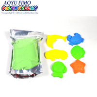 Kid toy play color sand modeling sand 1000g