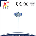 Super brightness & factory price 15M~35M square led high mast lighting with high pressure sodium lamp or LED lamp