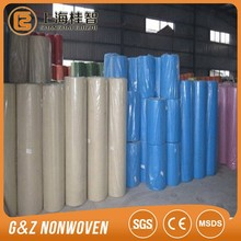 Agriculture use 100% pp spunbonded non woven roll chemical fibre raw material rolls for medical use