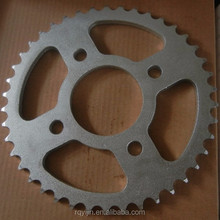 factory price for 1045 steel motorcycle bajaj discover 135 chain sprocket