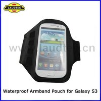 Waterproof Armband Pouch for Samsung Galaxy S3 i9300,Sport Armband case,high quality---Laudtec