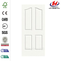 JHK-004 Double Soundproof French Trackless Screen Interior Sliding Door