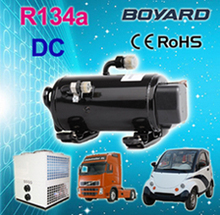 DC 48v solar power air conditioner for sleeper bus dc solar powered air conditioners 12v/24v