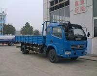 dongfeng 5-8 tons right hand driving cargo trucks for sale