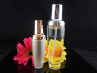 30ml 50ml 100ml 200ml glass spary bottle for lotion, cream, cosmetic serum, body oil, hair oil, etc.