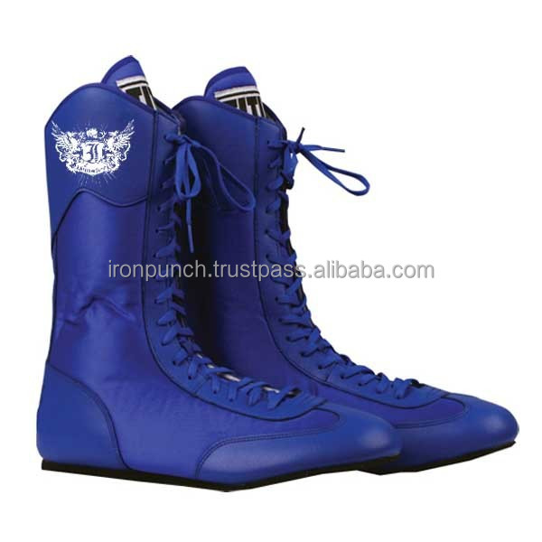 Pro Classic High-Top Boxing shoes