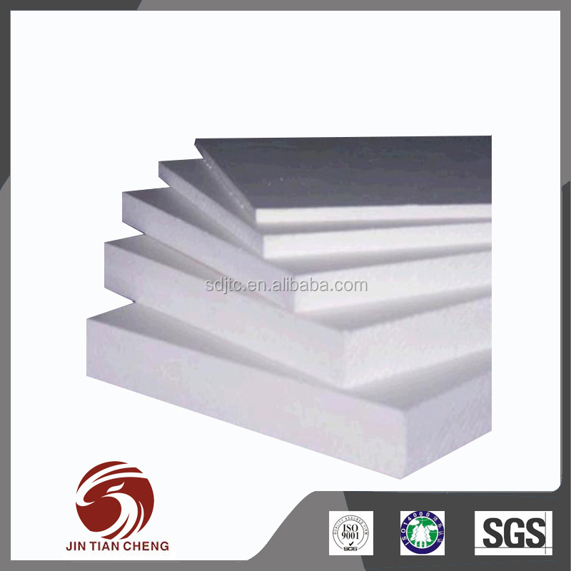 Popular hard expanded polyurethane foam plastic sheet