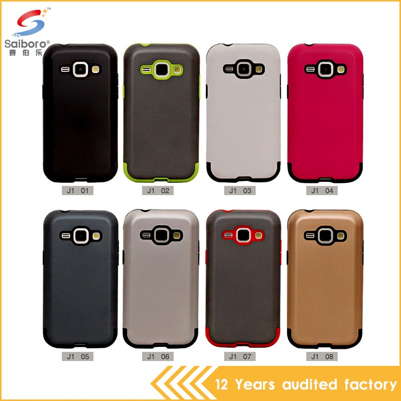 Anti-scratch new design custom case for galaxy j1
