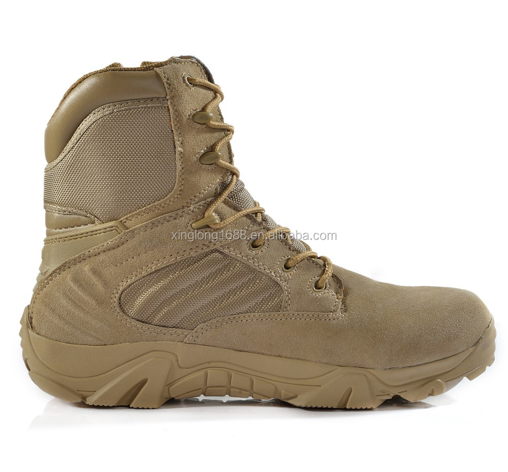 2017 Hot Selling Waterproof Tactical <strong>Boots</strong> For Men
