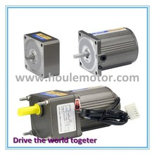 HOULE popular 25W AC gear motor induction motor and low noise reversible motor