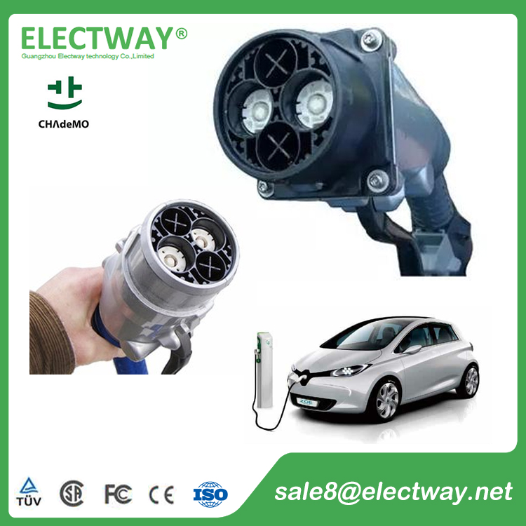 Electway 10kW CHR-10Q CHAdeMO AC DC rapid EV Charger for electric car
