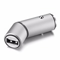 Wholesale Newest QC3.0 USB Car Gift in Car USB Car Charger with Aluminum Alloy
