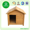 Peaked Roof Timber Dog Kennel DXDH005