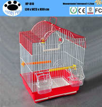 Red color Antique Chinese bird cages for sale cheap cage and aviary for bird