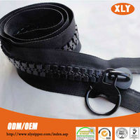 2014 Hot selling high quality large plastic bag zipper with wholesale prices