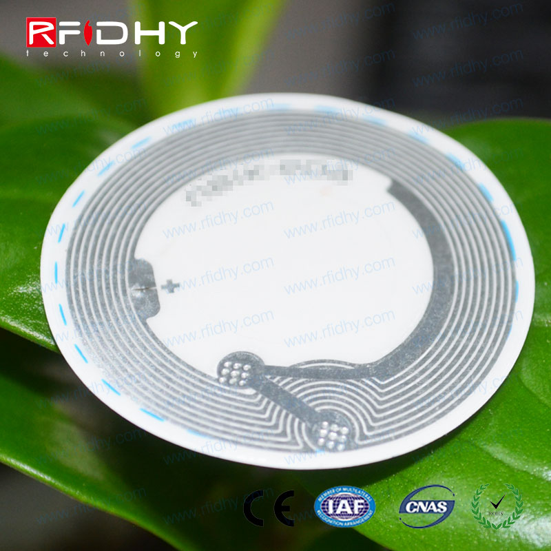 13.56MHz RFID label for Jewelry Inventory Management