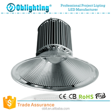 Anti-explosion warehouse 200w industrial led high bay light for food factory