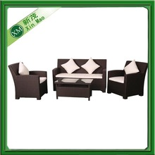 China manufacturer wholesale import cheap price sale round outdoor patio rattan garden outdoor bunnings outdoor furniture