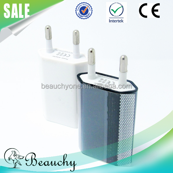 Beauchy 2016 eu charger for samsung galaxy s3 usb travel charger usb multi mobile phone charger