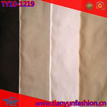 High-grade Twill Cotton Polyester Woven Fabric For Ladies' Garment