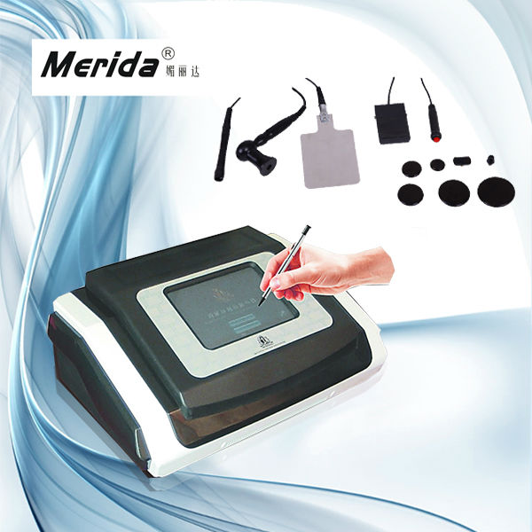 Portable rf radio frequency facial machine for home use