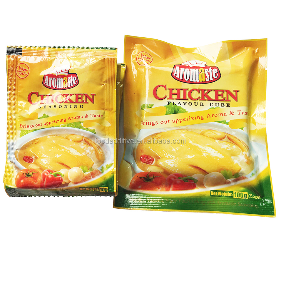 Chicken Bouillon Cubes for cook/ Instant Cooking seasonings Cubes