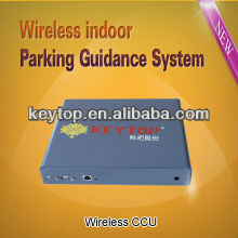 Wireless Parking Space Detection