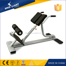 Quality strength fitness Back Extension Bench /GYM commercial fitness