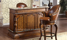 European style antique used home bar furniture from alibaba espanol