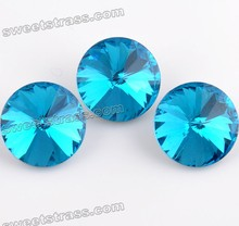 Wholesale 5mm crystal point back rhinestones no foil back