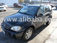 TOP QUALITY used Mercedes-Benz ML-series SUV's car