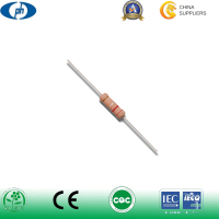 Color Coding 10 Ohm Metal Film Fuse Fixed Resistor