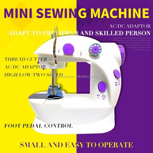 Cute Portable Handy Stitch Sewing Machine domestic sewing machine for homecraft